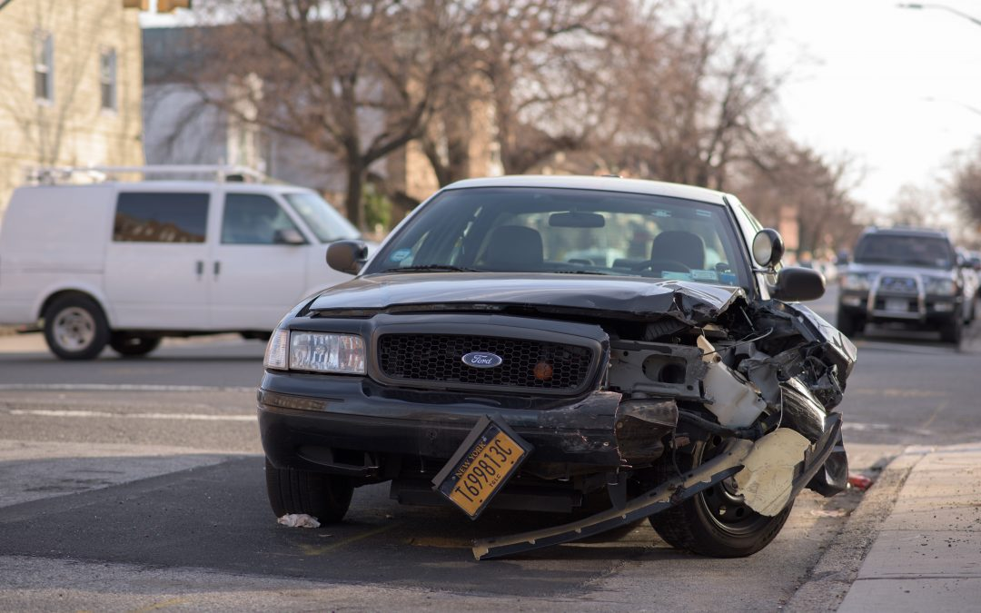 What To Do If You're Involved in a Car Accident