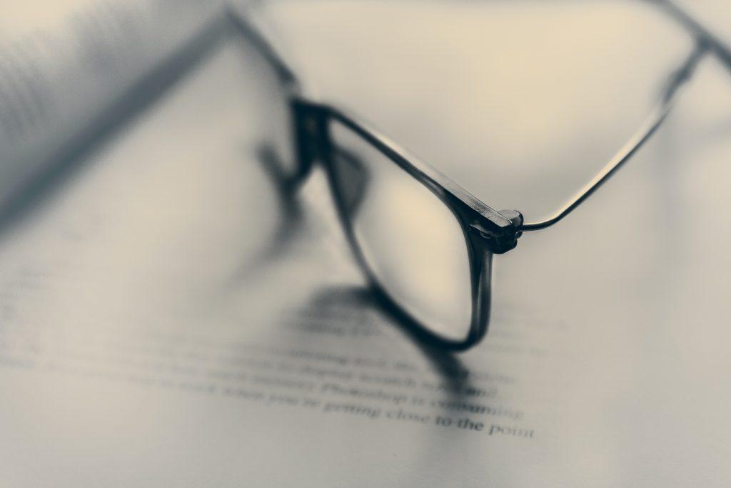 Denver Wrongful Death Lawyer glasses